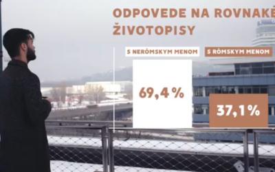 Slovak companies team up to fight anti-Roma discrimination
